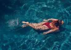 woman-swimming-alone