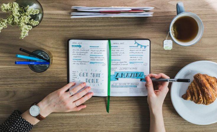 writing-down-list