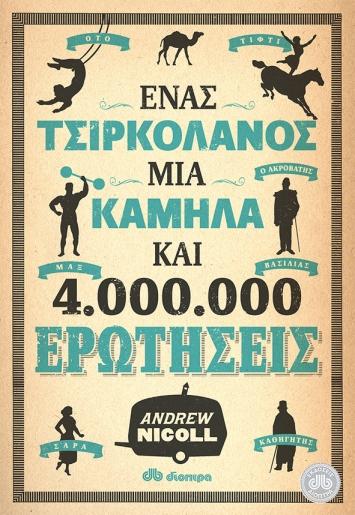 Ένας τσιρκολάνος, μια καμήλα και 4.000.000 ερωτήσεις