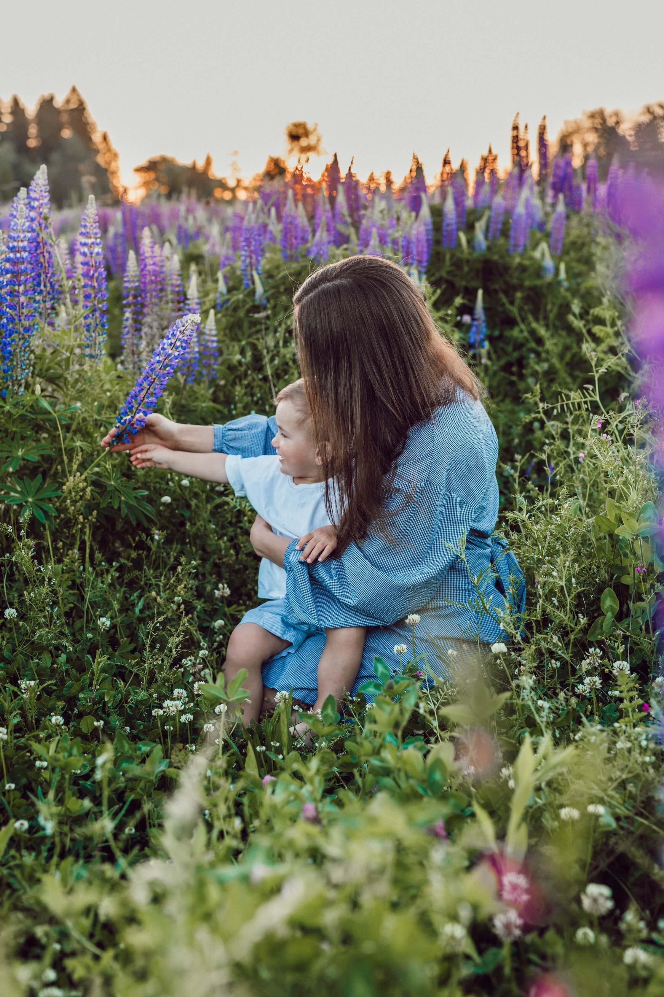 οι ιδιότητες της καλής μαμάς