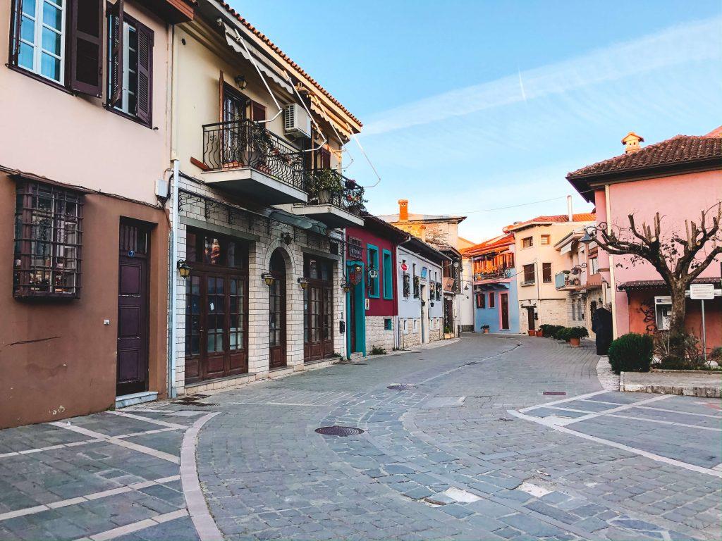 ταξίδι γιάννενα παλιά πόλη