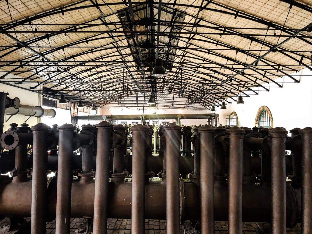 βιομηχανικό μουσείο γκάζι